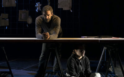 SENZA PARLARE – Tournée teatrale